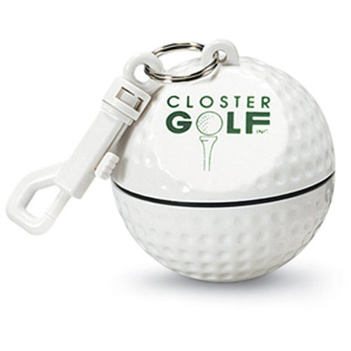 Golf Ball Sportsafe with Clip