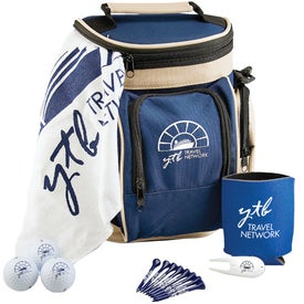 Golf Cooler Kit with Titleist DT Solo