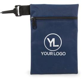 Customizable Golf Ditty Bag