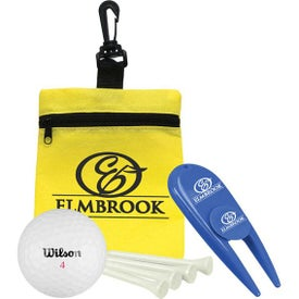 Golf in a Bag Gift Set