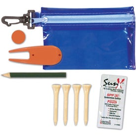Golf Kit Imprinted with Your Logo