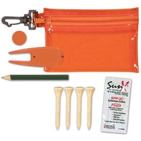 Golf Kit for Marketing