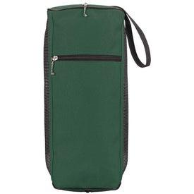 Imprinted Golf Mesh Shoe Bag