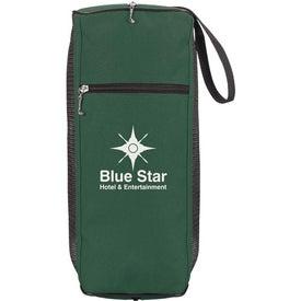 Customized Golf Mesh Shoe Bag