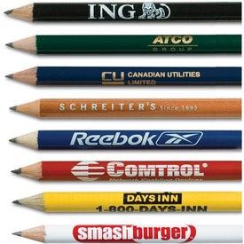 Golf Round Pencil