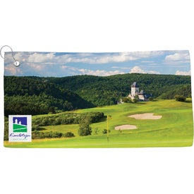 "Golf Towel (12"" x 24"")"