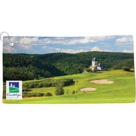 "Golf Towel (12"" x 24"")"