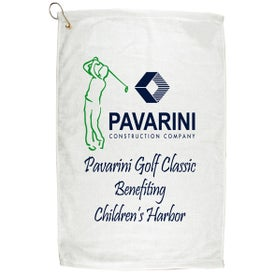 Golf Towel for your School