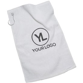 Microfiber Golf Towel with Your Slogan