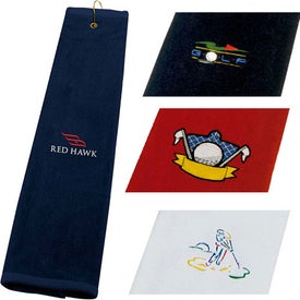 Golf Tri-Fold Towels