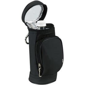 Golf Bag Water Bottle Cooler for Marketing