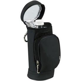 Golf Bag Water Bottle Cooler for Marketing
