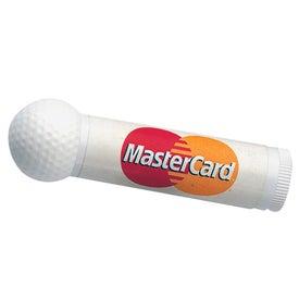 Golfer's SPF 30 Lip Balm Sunblock Stick