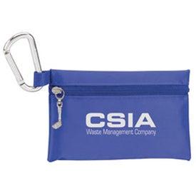 "Monogrammed Golfer's Sun Protection Kit - 2 1/8"" Tee"