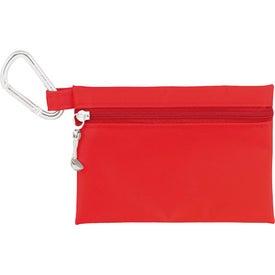 "Advertising Golfer's Sun Protection Kit - 2 3/4"" Tee"