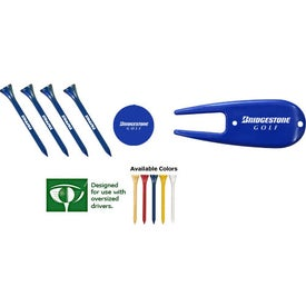 Customized Golf Pack for your School