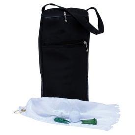 Monogrammed Golf Shoe Bag Tournament Pack