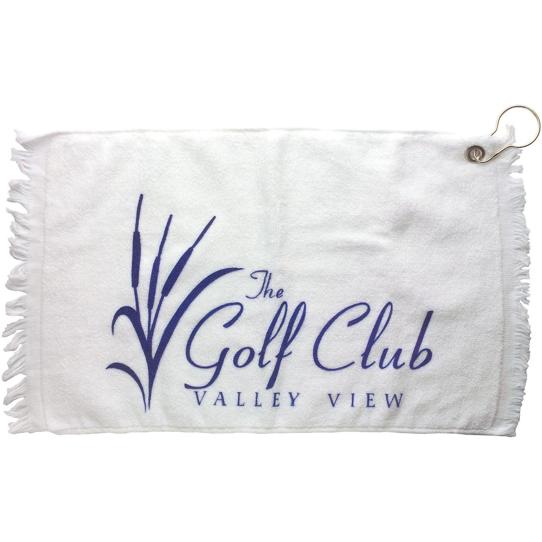 Soft Golf Towel