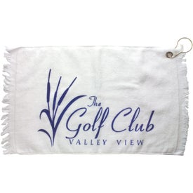 Soft Golf Towel