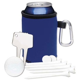 Branded High Rollers KOOZIE Golf Event Kit - DT Solo