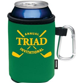 Monogrammed High Rollers KOOZIE Golf Event Kit - DT Solo