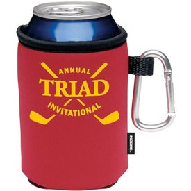 Personalized High Rollers KOOZIE Golf Event Kit - NDX Heat