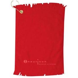 Logo Jewel Collection Golf Towel