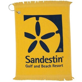 Jewel Collection Golf Towel for Marketing