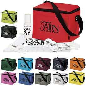KOOZIE 6 Pack Cooler Golf Event Kit - DT Solo
