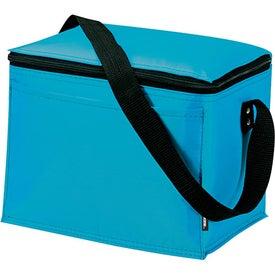 Monogrammed KOOZIE 6 Pack Cooler Golf Event Kit - NDX Heat
