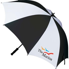 Imprinted Large Golf Umbrella