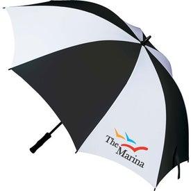 Imprinted Large Golf Umbrella