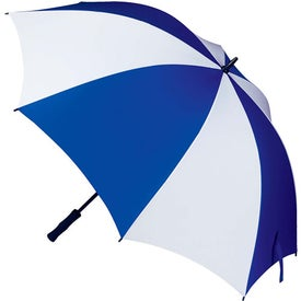 Monogrammed Large Golf Umbrella