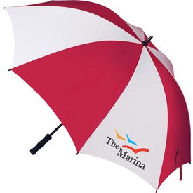 Logo Large Golf Umbrella