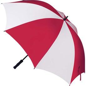 Monogrammed Large Golf Umbrella