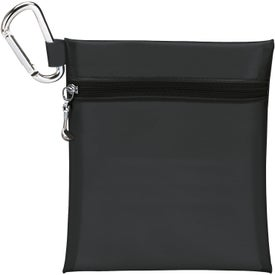 Large Tee Pouch with Your Slogan
