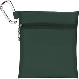 Large Tee Pouch Printed with Your Logo