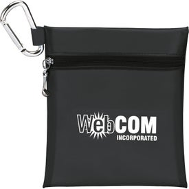 Large Tee Pouch Branded with Your Logo
