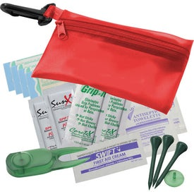 Custom Links First Aid Kit