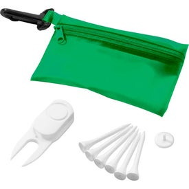 Links Travel Kit Branded with Your Logo