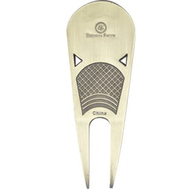 Imprinted Lite Touch Divot Tool