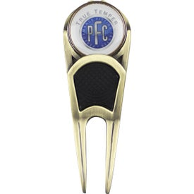 Lite Touch Divot Tool with Clip