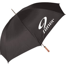 "Metal Sport Shaft Umbrella (60"")"