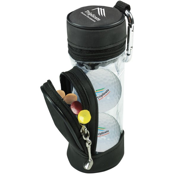 Black Mini Golf Bag