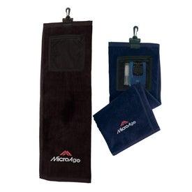 Multi-Purpose Golf Towel