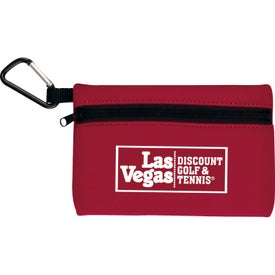 Neoprene Ditty Bag With Carabiner for Your Company