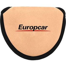 Branded Neoprene Mallet Putter Cover