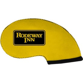 Neoprene Wedge Cover with Your Slogan