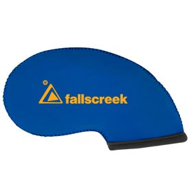 Neoprene Wedge Cover Printed with Your Logo