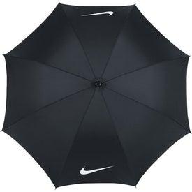 "Printed Nike 52"" Single Canopy Umbrella"